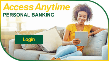 Login to Access Anytime Personal Banking