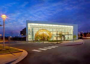 The Evansville Museum of Arts & Science