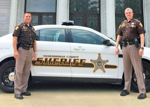 Vanderburgh County Sheriff's Department