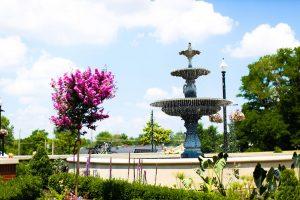 Carmel Indiana Fountain