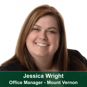 Jessica Wright-Mount Vernon Office Manager