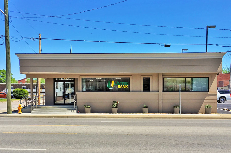 St. Joeseph Banking Center, Evansville, IN