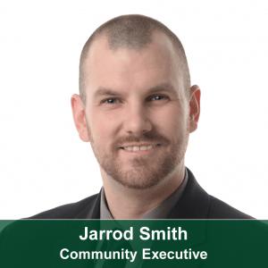 Jarrod Smith-Community Executive