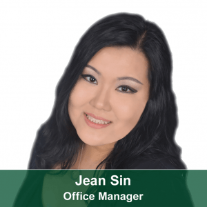 Jean Sin-Office Manager