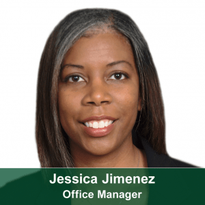Jessica Jimenez-Office Manager