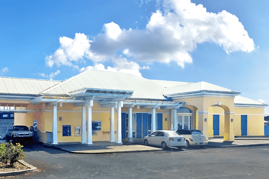 Peter's Rest Banking Center, St. Croix, USVI