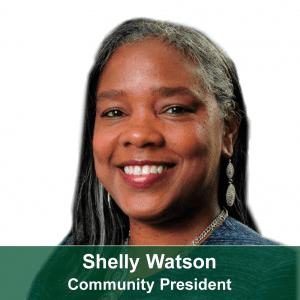 Shelly Watson-Community President
