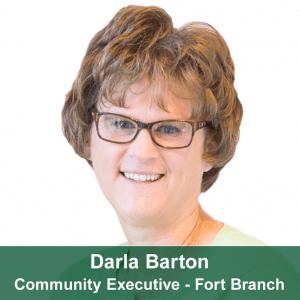 Darla Barton-Fort Branch Community Executive
