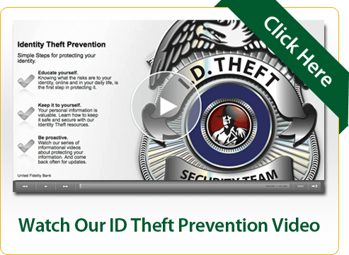Watch Our ID Theft Prevention Video