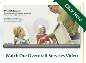 Watch Our Overdraft Services Video