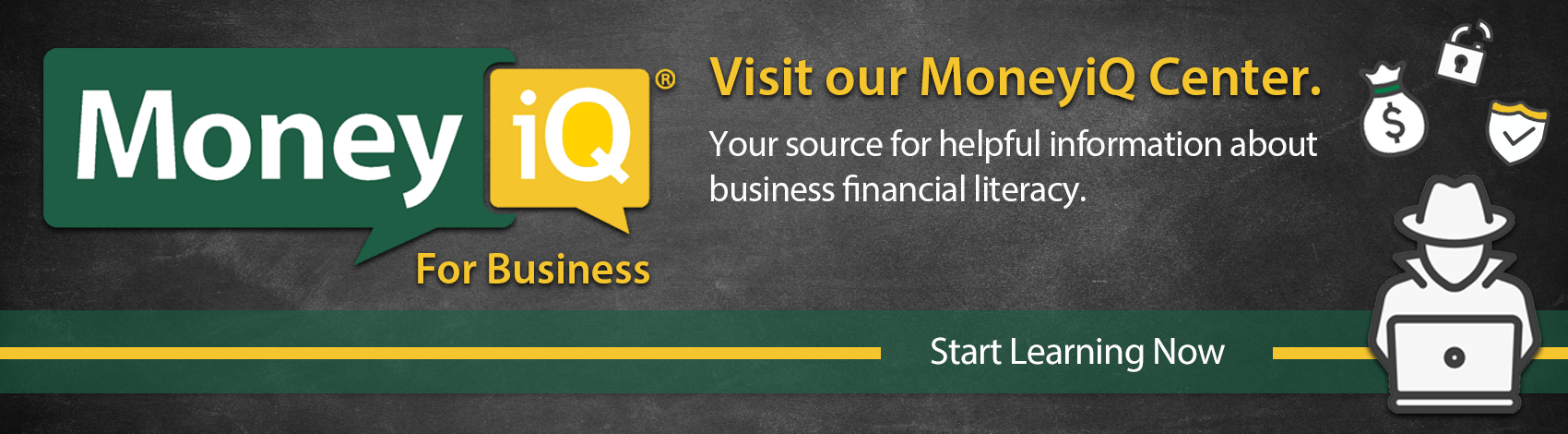 Visit Our MoneyiQ Center For Business