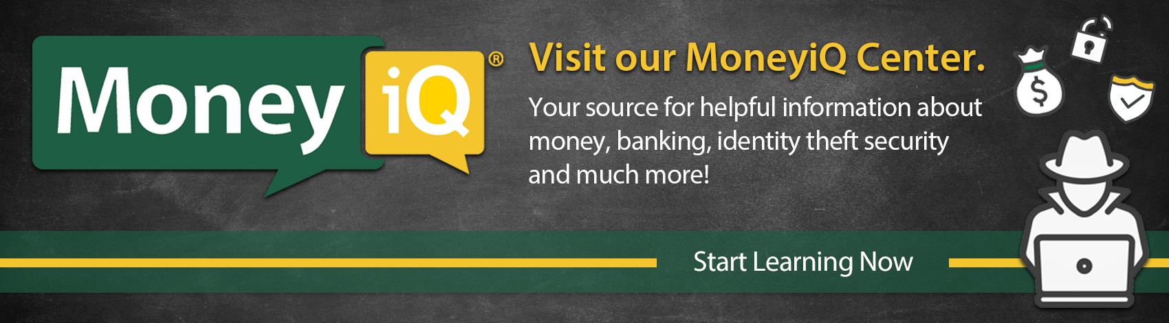 Visit Our MoneyiQ Center