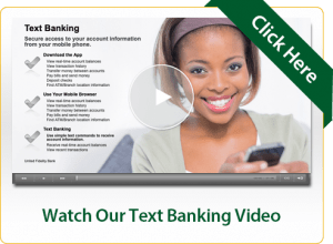 Watch Our Text Banking Video